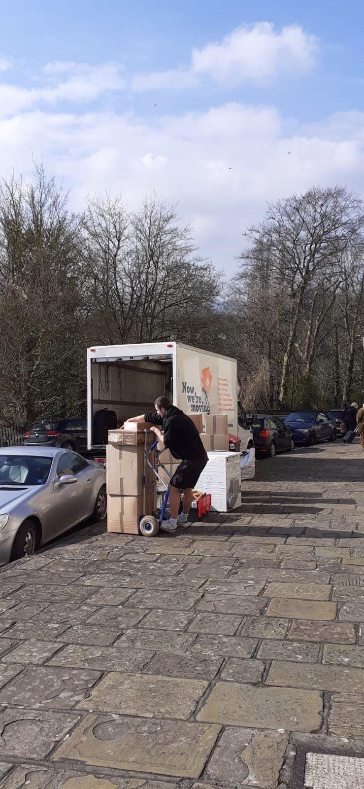 Removal Company in Radstock & Midsomer Norton